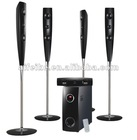 Famous 5.1 home theatre speaker with usb input