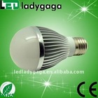 2011 5w high power and high quality led bulb