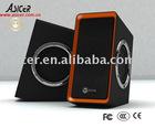 mini desktop hi-fi speaker with wonderful design