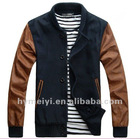 baseball jacket blue coat