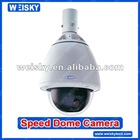 7-Inch High Speed Dome Camera+432X Zoom Camera