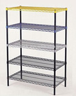 Fashionable Concise Shop Wire shelving