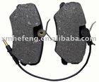 Brake Pad, brake shoes, auto parts, brake part, brake lining