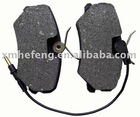 Brake Pad, brake shoes, auto parts, brake part, brake lining