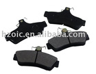 automobile brake pad