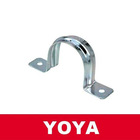 YOYA Two Holes Steel EMT Conduit Strap(pipe fitting)
