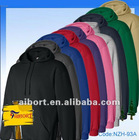 Hooded Sweatshirt with Sport Shoulders (NZH-93A)