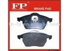 supply D1272 Mercedes Benz brake pad 164 420 1320