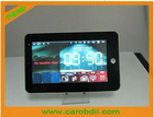 Android 2.2 system tablet pc with capacitive