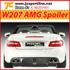 W207 JC-AMG style rear diffuser bumper diffuser for Benz