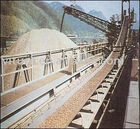 PVC/PVG conveyor belt