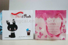 Fashional lovely PP gift bag+Colorful printing