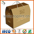 Bedclothes corrugated kraft paper boxes