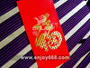 Gold letter stamping gold stamping adhesive label