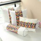 lattice pillows and cushions