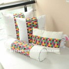 lattice pillows and cushions