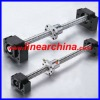 ball screw flange nuts and ball screw support