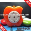 BEST!Cute apple shape mini fruit MP3 Player with tf interface in 256MB to 8GB