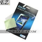 50pcs freeshipping High Transparency LCD Screen Protector Guard Film for BlackBerry PlayBook IP-0793