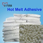 Hot melt adhesive for MDF profile wrapping