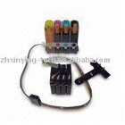 Continuous Ink Supply System, CISS for EPSON CX3700 4C DYE CIS