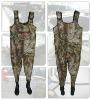 4mm camouflage SBR or SCR neoprene waders