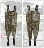4mm camouflage SBR or SCR neoprene waders