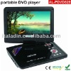 AL-PDVD828 Portable DVD Player/7 inch portable dvd player/portable dvd