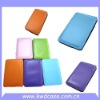 "good quality leather case for 2.5"" harddisk"