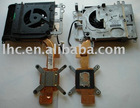 DV9000 CPU Cooling heatsink & fans 438606-001 HP
