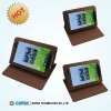 2012 new arrival leather case for Lenovo A1 7'' tablet