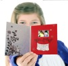 Video greeting card for Christmas Day, Birthday, Valentine's day, Thanks giving day or other festivals