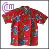men's rayon hawaiian shirt