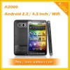 A2000 Dual Sim Android 2.2 Smart Phone