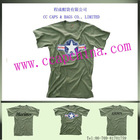 vintage olive drab army t-shirt ccT-shirt 3204