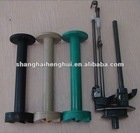 spindle/carrier/bobbins for braiding machine