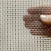 Plain woven square wire mesh/Stainless steel