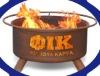 Phi Iota Kappa metal fireplace stove