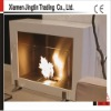 Ethanol fireplace burner
