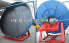 Fertilizer Disc Granulator high rate, round grain, easy to operate and maintain