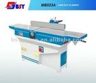 Woodwork surface planer machine