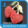 Cherry China Wholesale Brooches 2012new fashion brooches