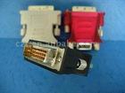 DVI adapter short type