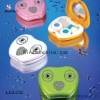 Lady Cute Gift,Rhinestone Contact Lens Box