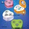 Lady Cute Gift,Rhinestone Contact Lens Box