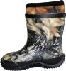 kids neoprene boots rain boots