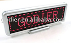 LED desk message sign/Board