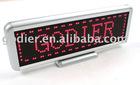 LED desk message sign/Board