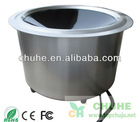 New style! Commercial embedded induction wok