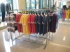 clothes standing rack exhibition rack store and supermarket